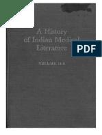 A History of Indian Medical Literature Vol IIA Text - G Jan Meulenbeld