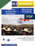 Boletín Diálogo y Consenso Nº 4