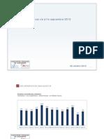 Assurance vie chiffres septembre 2012