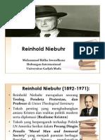 Reinhold Niebuhr Tokoh Realis Klasik Di Era Modern