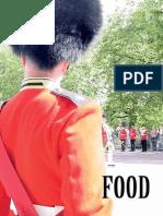 OFTR Food Menu 2012