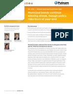 Putnam municipal bond funds Q&A Q3 2012