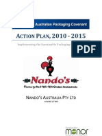 Nandos Australia Apc Action Plan