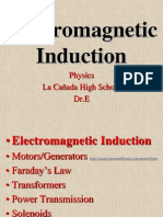 Electromagnetic Induction (1)