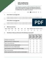 Att Jm Student Post Survey Final