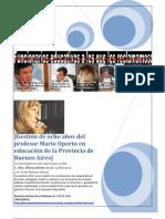 Necesidad de una investigación gremial docente 06 ene 2012