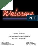 Ppt on Customer Satisfcation