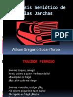 ANÁLISIS SEMIÓTICO DE LAS JARCHAS