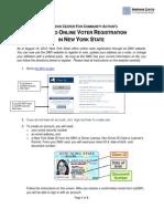 MyDMV Procedure