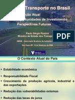 Geografia - Setor de Transportes No Brasil