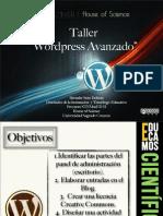 Taller de Wordpress Avanzado
