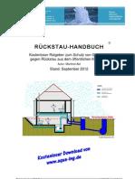Rueckstau-Handbuch