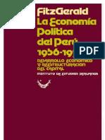 FITZGERALD E. V. K. - La economía política del Perú, 1956-1978