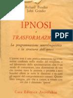 Ipnosi e Trasformazione - R. Bandler J. Grinder