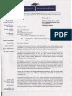 Whelchel Letter 102112