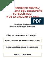 Neurociencias y Fútbol - Jornada APEFFA