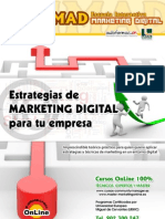 Estrategia Marketing Digital Para Tu Empresa