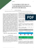 Paper Prototipo Biodigestor