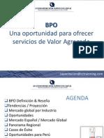 Lisette Rencoret Conf BPO - III Convención Apecco 2012
