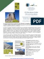 Presentazione 111 Cime Attorno a Cortina