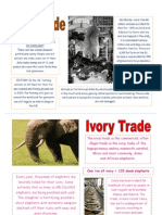 Fur Trade and Ivory Trade