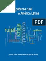 TRIBELLI, YANCARI, DE LOS RÍOS - Crisis y pobreza rural en América Latina
