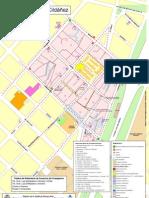 Mapa Georeferenciado Actores Sociales Villa 6