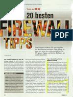 Die 20 Besten Firewall Tipps