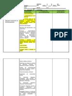 Modelo de Planificacion 2013