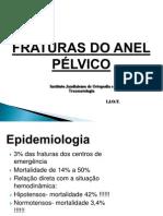 FRATURAS DO ANEL PÉLVICO