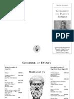 Workshop on Plato's Sophist