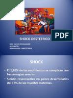 Clase de Shock Hipovolemico