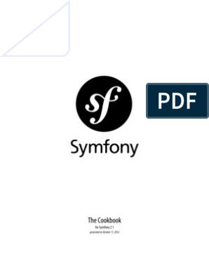 Learn Symfony for PHP quickly | Hypertext Transfer Protocol