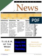 October 22-31 News