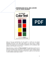 Test Max Luscher (8 Colores)-II