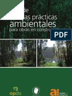 Buenas practicas ambientales, construcción