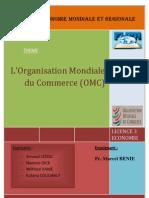 L'OMC Expose(1)
