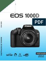 Manual Canon EOS 1000D [4NDR3]