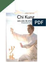 Nelson Barroso - Chi Kung - Os Seis Sois de Shaolin
