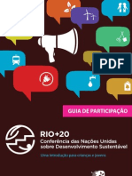 Participation Guide Rio+20 Portuguese Web