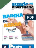 Jornal Mundo Universitário - Edição 6