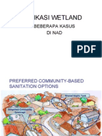Aplikasi Wetland