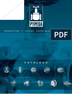Catálogo PYPESA