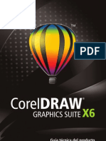 Corel Draw x6 pdf español - Manual