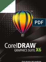 Corel Draw x6 pdf español - Manual