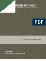 Acronyms Names
