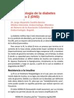 Fisiopatologia de La Diabetes Mellitus Tipo 2 J Castillo