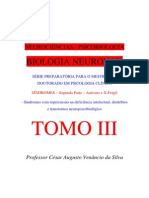 NEUROCIÊNCIA NEUROPSICOBIOLOGIA