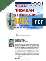 Pelan Tindakan Strategik 2012 Jpn Kedah
