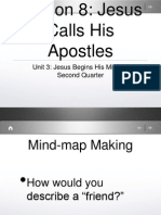 Lesson 8-Calling of Apostles